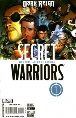 Secret Warriors vol 1 # 1