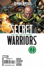 Secret Warriors vol 1 # 2