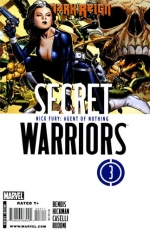 Secret Warriors vol 1 # 3