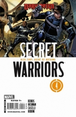 Secret Warriors vol 1 # 4