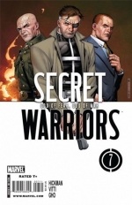 Secret Warriors vol 1 # 7