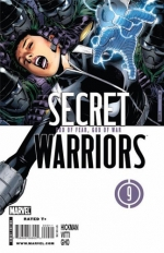 Secret Warriors vol 1 # 9