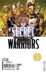Secret Warriors vol 1 # 10