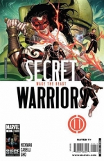 Secret Warriors vol 1 # 11