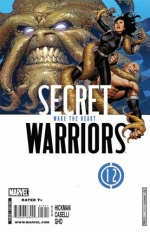 Secret Warriors vol 1 # 12