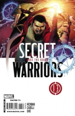 Secret Warriors vol 1 # 13