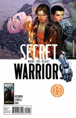 Secret Warriors vol 1 # 15