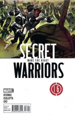 Secret Warriors vol 1 # 16