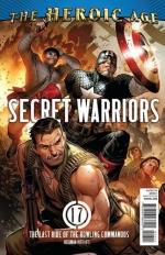 Secret Warriors vol 1 # 17