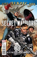 Secret Warriors vol 1 # 18