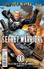 Secret Warriors vol 1 # 19