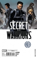 Secret Warriors vol 1 # 20