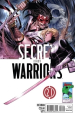 Secret Warriors vol 1 # 21