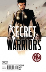 Secret Warriors vol 1 # 22