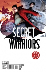 Secret Warriors vol 1 # 23