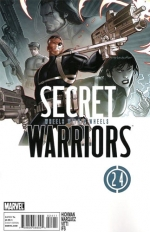 Secret Warriors vol 1 # 24