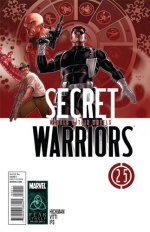 Secret Warriors vol 1 # 25
