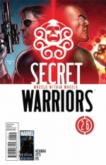 Secret Warriors vol 1 # 26