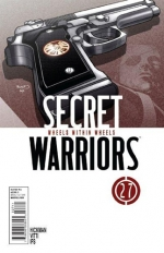 Secret Warriors vol 1 # 27