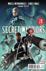 Secret Warriors vol 1 # 28