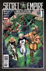 Secret Empire: Underground # 1