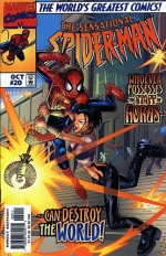 Sensational Spider-Man # 20