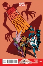 The Superior Foes of Spider-Man # 1