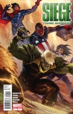 Siege: Young Avengers # 1