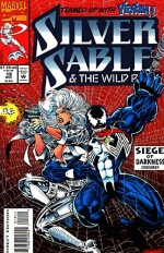 Silver Sable and the Wild Pack # 19