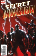 Secret Invasion # 1