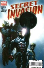 Secret Invasion # 8