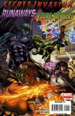 Secret Invasion: Runaways / Young Avengers # 1