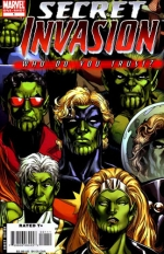 Secret Invasion Who Do You Trust? # 1