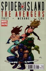Spider-Island: The Avengers # 1
