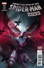 Spider-Man 2099 vol 3 # 17