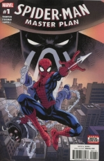 Spider-Man: Master Plan # 1