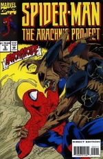 Spider-Man: The Arachnis Project # 5