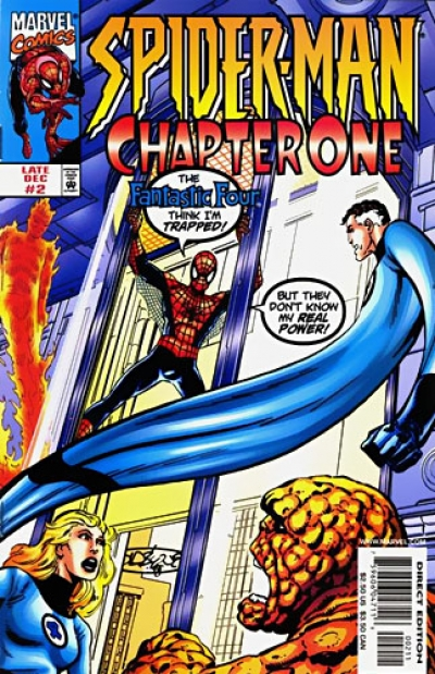 Spider-Man: Chapter One # 2