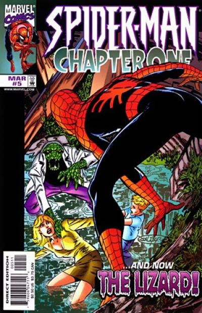 Spider-Man: Chapter One # 5
