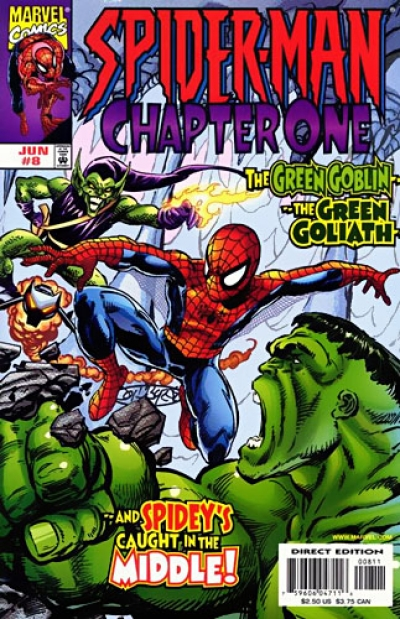 Spider-Man: Chapter One # 8
