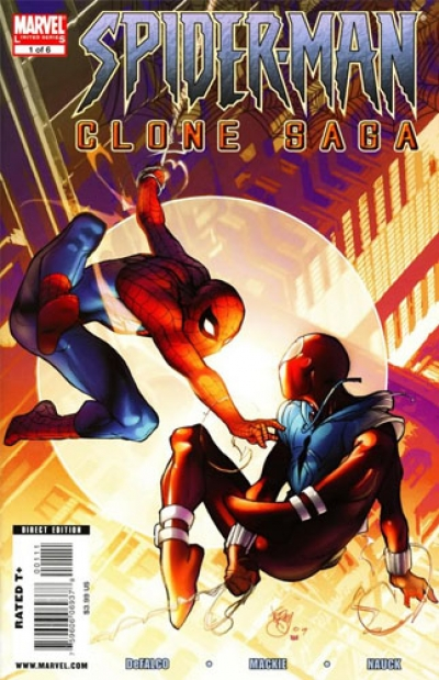 Spider-Man: The Clone Saga # 1
