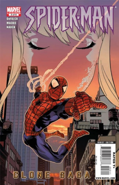 Spider-Man: The Clone Saga # 3
