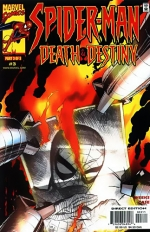 Spider-Man: Death and Destiny # 3