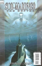 Sub-Mariner: The Depths # 1