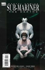 Sub-Mariner: The Depths # 4