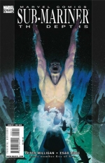 Sub-Mariner: The Depths # 5