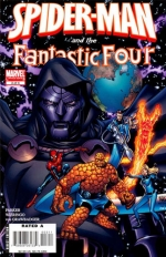 Spider-Man and the Fantastic Four # 3