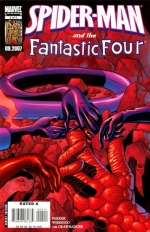 Spider-Man and the Fantastic Four # 4