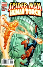 Spider-Man/Human Torch # 1