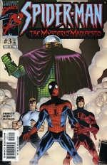 Spider-Man: The Mysterio Manifesto # 3